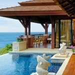 Pimalai Resort & Spa, Koh Lanta pool view