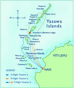 Captain Cook Cruise Yasawa Islands