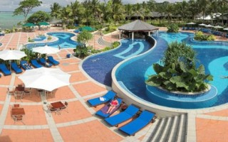 Warwick Le Lagon Resort & Spa