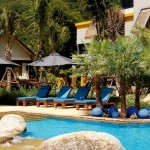 Movenpick pool and accommodation