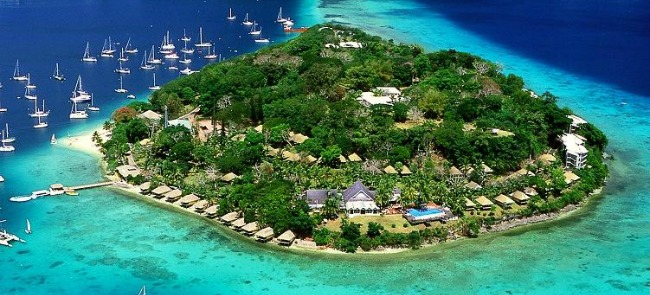 Iririki Island Resort Vanuatu Holiday Options